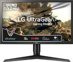 "LG UltraGear 24GL650F Full HD 23.6"" LCD Gaming Monitor - Black, Black"