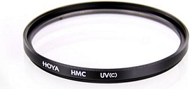 HOYA Digital HMC UV(c) Lens Filter - 55 mm