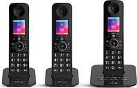 BT Premium 090632 Cordless Phone - Triple Handsets