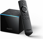AMAZON Fire TV Cube with Alexa