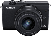 CANON EOS M200 Mirrorless Camera with EF-M 15-45 mm f/3.5-6.3 IS STM Lens