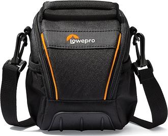LOWEPRO Adventura SH100 ll Compact System Camera Bag - Black, Black