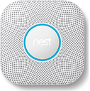 NEST Protect 2nd Generation Smoke and Carbon Monoxide Alarm - Hard Wired, Green