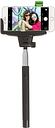 RETRAK EUSELFIEB Bluetooth Selfie Stick, Black
