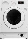 LOGIK LI8W6D17 Integrated 8 kg Washer Dryer