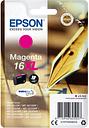 EPSON XL Pen & Crossword 16 Magenta Ink Cartridge, Magenta