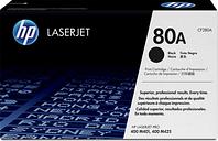 HP HP 80A Original LaserJet Black Toner Cartridge, Black