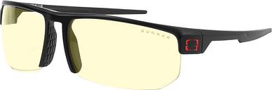 GUNNAR Torpedo Gaming Glasses - Amber & Onyx, Blue