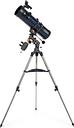 CELESTRON Astromaster 130EQ Reflector Telescope - Black, Black