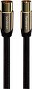 SANDSTROM AV Gold Series S2AER315 Aerial Cable - 2 m, Gold