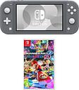 Nintendo Switch Lite & Mario Kart 8 Deluxe Bundle, Red