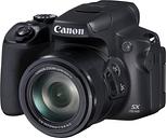 CANON PowerShot SX70 HS Bridge Camera - Black, Black