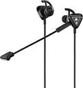 TURTLE BEACH Battle Buds Gaming Headset - Black, Black