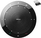Jabra Speak 510+ MS Portable Speaker for Music and Calls Black
