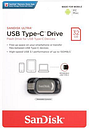 SanDisk 32GB Ultra USB Type-C Flash Drive, Speed Up to 150MB/s (SDCZ450-032G-G46)
