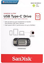 SanDisk 64GB Ultra USB Type-C Flash Drive, Speed Up to 150MB/s (SDCZ450-064G-G46)