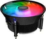 Cooler Master A71C Addressable RGB CPU Air Cooler for AMD Ryzen w/ Anodized Black Aluminum Fins, Copper Insert Base, MF120 120mm ARGB Fan, AMD Ryzen