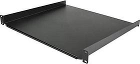 StarTech.com CABSHELF116 1U Server Rack Shelf - 16' Deep - Cantilever Rack Shelf for 19' Network Equipment (CABSHELF116)