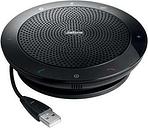 Jabra Speak 510 MS Portable Speaker for Music and Calls Black
