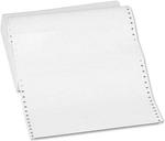 Sparco Computer Paper Plain 20 lb. 9-1/2'x11' 2550 Sht/CT WE 61391