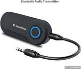 3.5MM Jack Bluetooth Transmitter Wireless Stereo Audio Music Adapter for TV Phone PC Headphones Speakers
