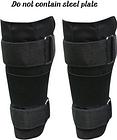 Pair Adjustable Weighted Ankle Wraps Exercise Boxing Training Weight Loading Ankle Wraps Sports Equipment