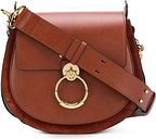 Chloé - Tess camera bag - women - Leather - One Size - Brown