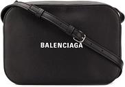 Balenciaga - Everyday camera bag - women - Leather - One Size - Black