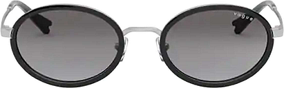 Vogue Eyewear Vogue Vo4167s Silver Sunglasses