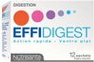 Effidigest action rapide ventre plat - 12 sachets