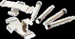 METZGER Kit de accesorios, pastillas de frenos FIAT,HONDA,SUZUKI 109-1707