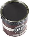 Farrow & Ball - Pitch Black 256 - Casein Distemper 2.5L