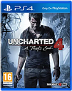 Uncharted 4: A Thief's End Launch Edition for PlayStation 4