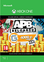 APB Reloaded: 4,600 G1C for Xbox One