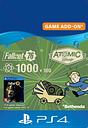 Fallout 76: 1000 (+100 Bonus) Atoms for PlayStation 4