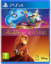 Disney Classic Games: Aladdin and The Lion King for PlayStation 4