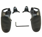 Quickdraw Enhanced Grip & Adjustable Triggers for PlayStation 4