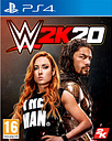 WWE 2K20 Standard Edition for PlayStation 4