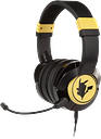 The PowerA Wired Gaming Headset Pikachu for Switch