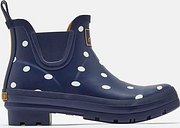 Joules Womens Wellibobs Short Height Rain Boots - FRENCH NAVY SPOT
