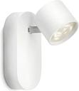 Philips myLiving Foco LED Star 4,5 W blanco 562403116 - Blanco