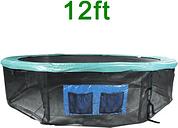 Greenbay Trampoline Base Skirt Lower Safety Enclosure Surround 12FT