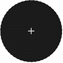 Jumping Mat Fabric Black Round Trampoline for 10 Feet/3,05 m - Black - Vidaxl