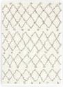 Rug Berber Shaggy PP Beige and Sand 80x150 cm - Beige - Vidaxl