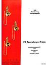 20 Posaunen Trios