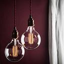 Large Globe LED Filament Bulb   E27