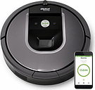 iRobot Roomba 960 Wi-Fi Connected Robotic Vacuum Cleaner