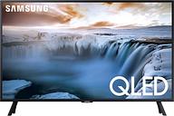 Samsung 32-in QN32Q50RAFXZA Flat QLED 4K 32Q50 Series Smart TV - 2019