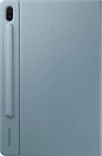 Samsung Bookcover for Tab S6 10.5-in - Cloud Blue - EF-BT860PLEGUJ