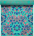Reversible Kaleidoscope Yoga Mat (6mm)